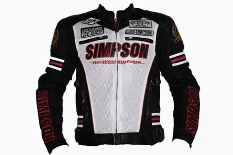 Simpson 55th Anniversary Memory edition Jacket