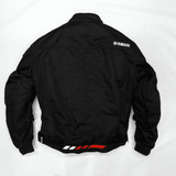 FirstGearMoto Jackets YAMAHA Textile Motorcycle Racing Jacket With Protective Gear
