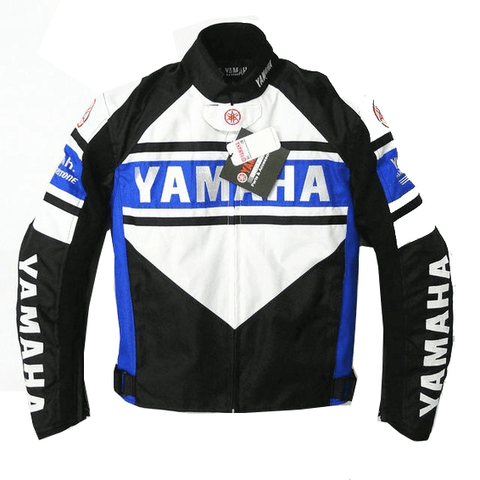 Yamaha Windproof Textile Jacket Full Protected
