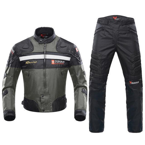 DUHAN Windproof Motorcycle Racing Suit