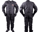 FirstGearMoto Pants and Trousers Black / S DUHAN Summer Motorcycle Racing Suit