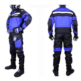 FirstGearMoto Pants and Trousers Blue / S DUHAN Summer Motorcycle Racing Suit