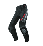 FirstGearMoto Pants and Trousers M Komine PK-717 Sports Riding Leather Mesh Pants