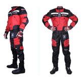 FirstGearMoto Pants and Trousers Red / S DUHAN Summer Motorcycle Racing Suit