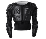 FirstGearMoto Protectors Black / S Motorcycle Jacket Body Armor Protector