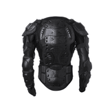 Rock Biker Motorcycle Jacket Body Armor Protector