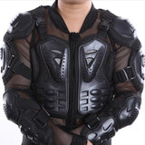 FirstGearMoto Protectors Motorcycle Jacket Full Body Protective Gear