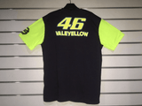 FirstGearMoto Shirt Yamaha vr46 Rossi The Doctor T-shirt