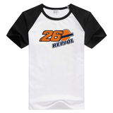 FirstGearMoto t-shirt 1 / S 26 Dani Pedrosa Repsol Short Sleeve T-Shirt