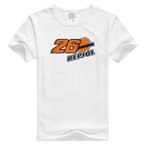 FirstGearMoto t-shirt 2 / S 26 Dani Pedrosa Repsol Short Sleeve T-Shirt