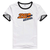 FirstGearMoto t-shirt 3 / S 26 Dani Pedrosa Repsol Short Sleeve T-Shirt