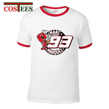 Marc Marquez 93 Moto GP T-Shirt multi-color paddock apparel