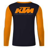 FirstGearMoto t-shirt KTM Long Sleeve Jersey T-Shirt