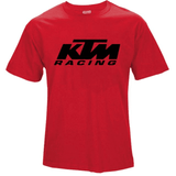 FirstGearMoto t-shirt S111 10 / S Ktm Racing Multi-color T Shirt