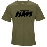 FirstGearMoto t-shirt S111 4 / S Ktm Racing Multi-color T Shirt