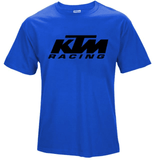 FirstGearMoto t-shirt S111 6 / S Ktm Racing Multi-color T Shirt