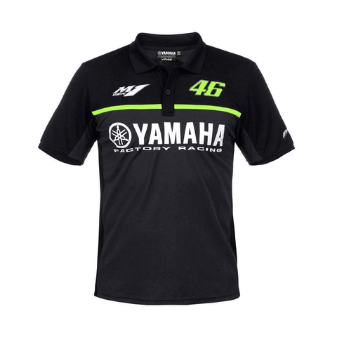 Valentino Rossi VR46 T-shirt Men's Summer Casual Polo Shirt