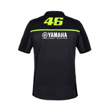 FirstGearMoto t-shirt Valentino Rossi VR 46 T-shirt Men's Summer Casual Polo Shirt