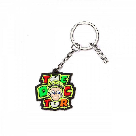 Valentino Rossi Vr46 Motorcycle key ring