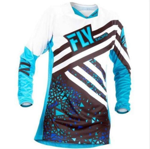 Fly Racing Dirt Kinetic Women's Jersey
