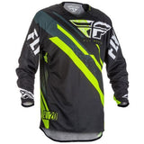Fly Racing t-shirt Black / S Fly Racing Dirt Evolution 2.0 Jersey