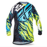 Fly Racing t-shirt Black / XS Fly Racing Dirt Kinetic Relapse Jersey