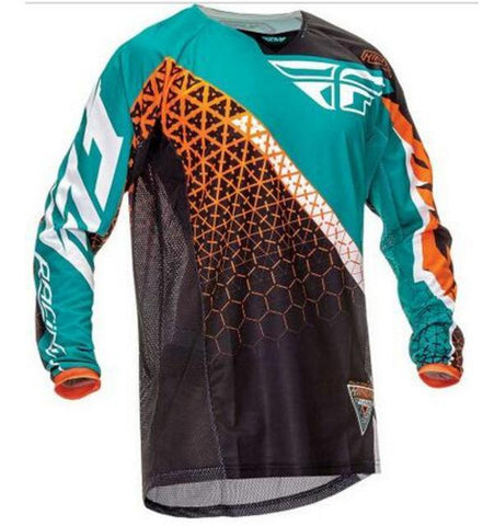 Fly Racing Dirt Kinetic Trifecta Mesh Jersey