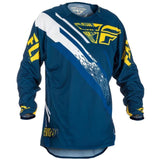 Fly Racing t-shirt Blue / S Fly Racing Dirt Evolution 2.0 Jersey