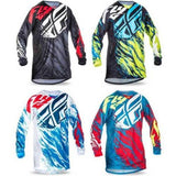 Fly Racing t-shirt Fly Racing Dirt Kinetic Relapse Jersey