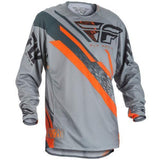 Fly Racing t-shirt Gray / S Fly Racing Dirt Evolution 2.0 Jersey