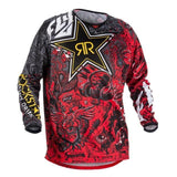 Fly Racing t-shirt Red / XS Fly Racing Dirt Kinetic Rockstar Jersey