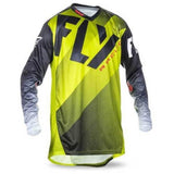 Fly Racing t-shirt Yellow / S Fly Racing Dirt Lite Hydrogen Jersey