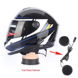 Fodsports Bluetooth Intercom Fodsports V6 Pro Motorcycle Bluetooth Intercom Helmet Headset