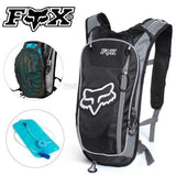 Fox Racing Backpack Black FOX Racing Hydration Water Backpack 2L