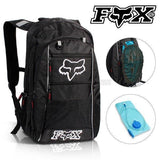 Fox Racing Backpack FOX Racing Hydration Water Backpack Rucksack 2L