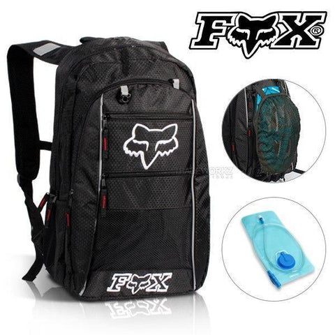 FOX Racing Hydration Water Backpack Rucksack 2L