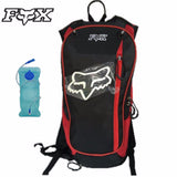 Fox Racing Backpack Red FOX Racing Hydration Water Backpack 2L