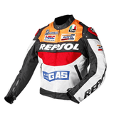 Honda Jackets Oxford orange / S Honda Repsol Motorcycle Textile Jacket with Protectors