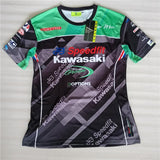 kawasaki t-shirt S Kawasaki Racing Team Speedfit T-Shirt