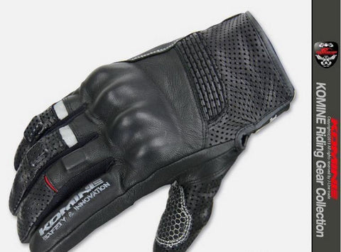 Komine GK 141 SuperFit Protect Gloves APPIA