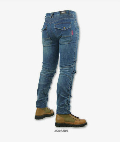 Komine PK-718 Pants Kevlar Denim Jeans Pants