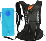 KTM Off Road Backpack Hydration Pack Water Bag