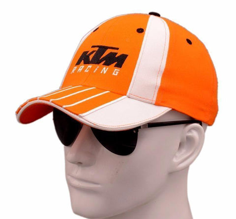 KTM Racing embrodery baseball hat cap men women unisex caps