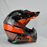 ktm Helmets KTM Motocross Knight Helmet Official 2018