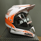 FirstGearMoto Helmets KTM Full Face Helmet