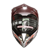 FirstGearMoto Helmets L KTM Full Face Helmet