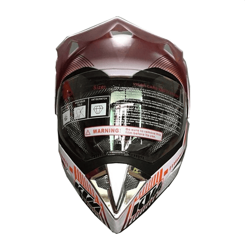 KTM Motorcycle Full Face Helmet Offical