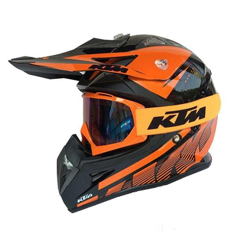 KTM Motocross Street Helmet Offical 2018