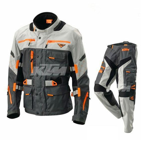KTM Defender SUIT Jacket and Pants enduro cross motorcycle riding