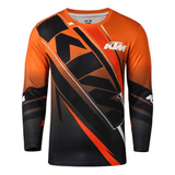 KTM Motocross Long Sleeve Jersey T-Shirt